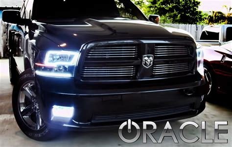 2014 dodge ram lights 2009 2012 dodge ram smd halos kit by oracle