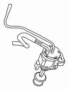 Chrysler Pt Cruiser Solenoid  Vacuum  Swirl  Wastegate  Tdiesel