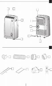 Delonghi Pac N90e Air Conditioner Instruction Manual Pdf