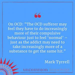 4 great therapy... Ocd And Anxiety Quotes