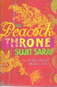 peacock throne  sujit saraf