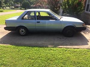 1987 Nissan Sentra 2 Door Coupe Daily Driver Low Mileage