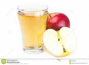 Apples And Glass Of Apple Juice Stock Images - Image: 32475854