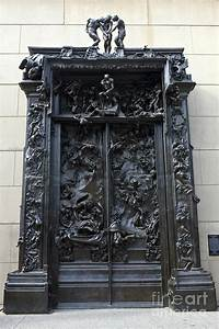 Gates Of Hell 1880 1900 Auguste Rodin Photograph by Jason ...