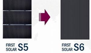 First Solar Module : first solar beats earnings misses revenue and accelerates move to series 6 module greentech media ~ Frokenaadalensverden.com Haus und Dekorationen