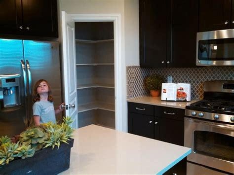 Two Level Kitchen Island Designs - corner kitchen pantry kitchen pinterest kitchen pantries pantries and kitchens