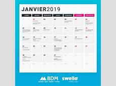 Calendrier marketing 2019 la liste de tous les
