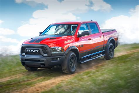Mopar Announces Limited Edition 2016 Ram Rebel   Motor Trend