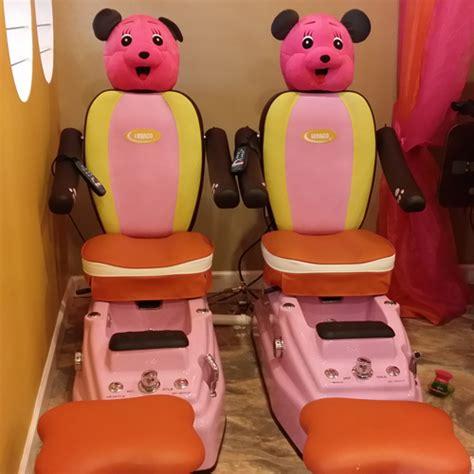 kid s nail salon services nails spa ballantyne