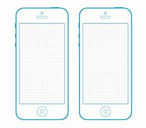 iphone 5 wireframe template for your next project With iphone app wireframe template