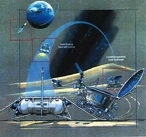Modulos Lunares moviles de rusia - Taringa!