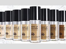 The 7 exclusive journal Make Up For Ever dévoile ultra HD