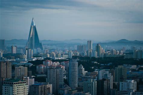 pyongyang city  north korea thousand wonders