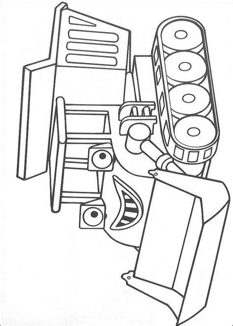 Bob Kleurplaat by Bob De Bouwer Kleurplaat School Thema Verkeer