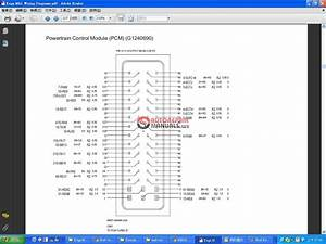 2004 Ford Explorer Workshop Wiring Diagram