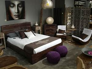amenager sa chambre zen avec du style archzinefr With decoration exterieur pour jardin 13 deco chambre ado maison du monde