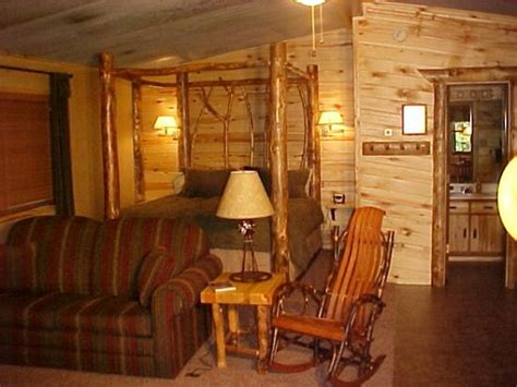 story book cabins cabin 9 quot windmill quot an upscale rustic cabin with a