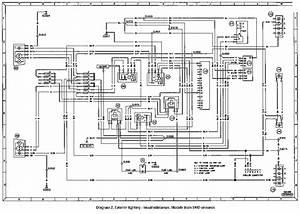 1990 Land Cruiser Wiring Schematics