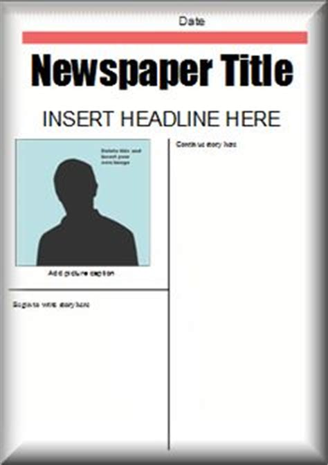 fathers day newspaper template klbj radio station