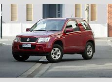 20082011 Suzuki Grand Vitara recalled in Australia
