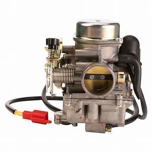 Ncy 30mm Cvk Carb For Gy6 Scooterworks Usa