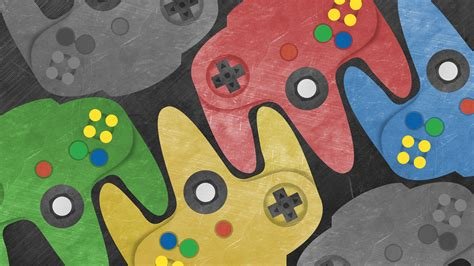Nintendo 64 Wallpapers  Wallpaper Cave