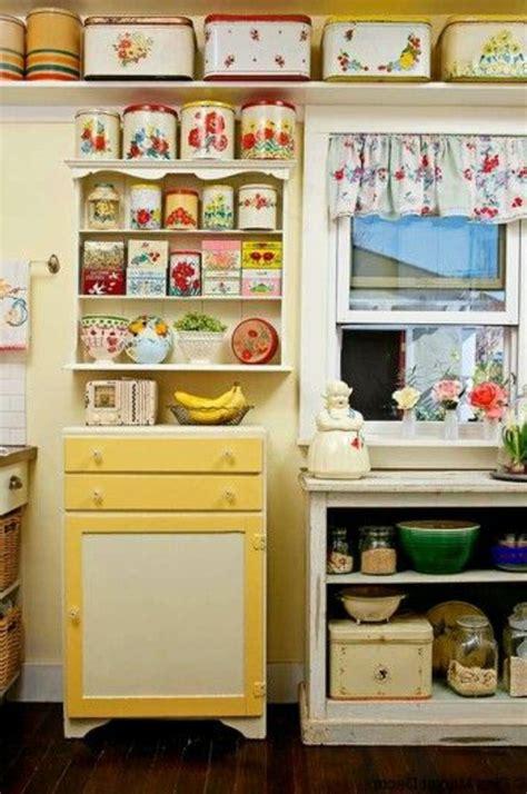 cuisine deco vintage idées pour la deco cuisine retro