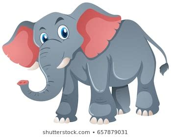 elephant clipart images stock  vectors shutterstock