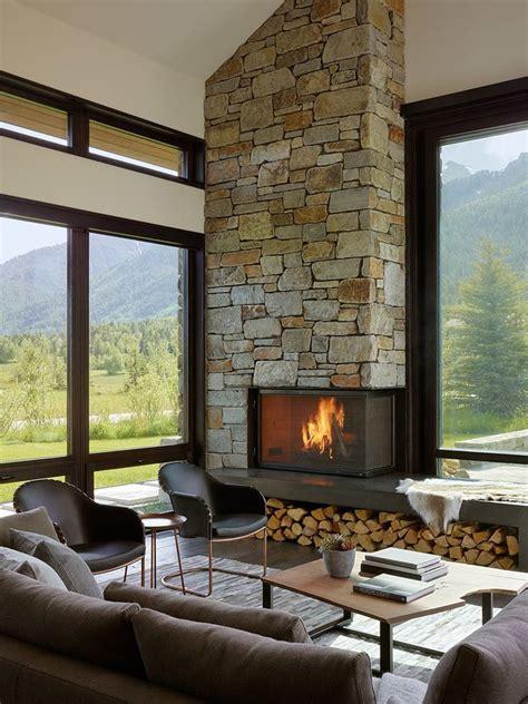 Kamin In Ecke by Best 25 Corner Fireplace Layout Ideas On How