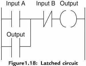 Plc Latching Function