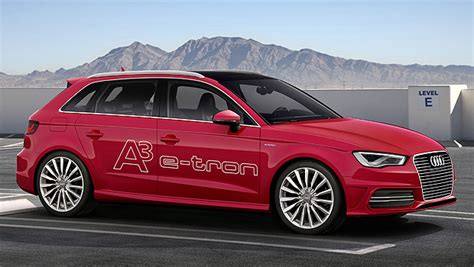 The Last Audi A3 Plug-in Hybrid Concept Before Production
