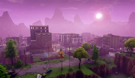 Misterious Fortnite Image