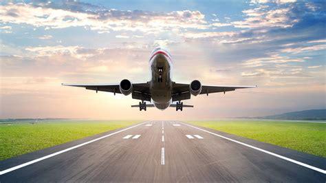 civil aviation aircraft   runway photo preview wallpapercom