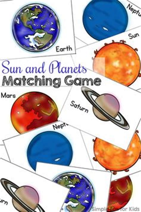great printable of all the planets and they re labeled 844 | f91919ed024c80092703bf1ec509ef0e space theme games for kids astronomy preschool