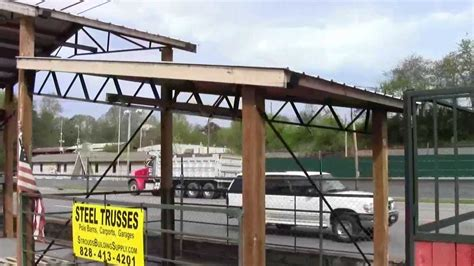 Steel Pole Barn Kits by Steel Trusses And Pole Barn Kits Quot Made In Usa Quot