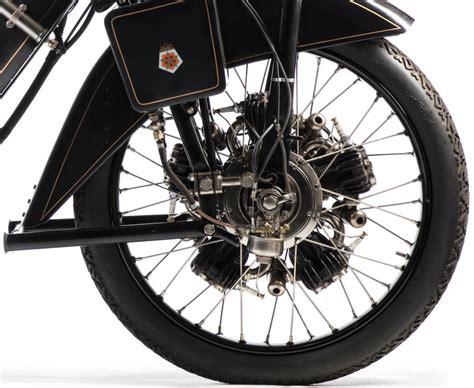 The Radial Engined Megola Motorcycle