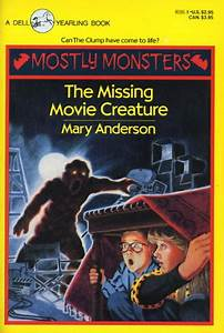 The Missing Movie Creature by Mary Anderson - FictionDB