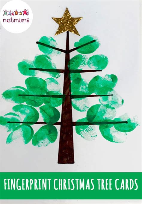 finger painting christmas crafts   kids kid