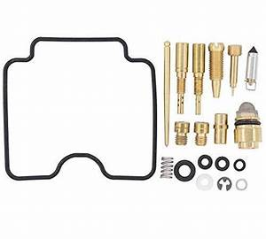 Motoku Carburetor Carb Rebuild Repair Kit For Suzuki Drz400s Drz400sm Motorcycle Kawasaki Klx400