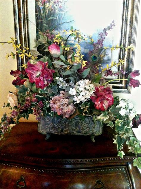formal dining table floral arrangement 1000 images about beautiful arrangements on
