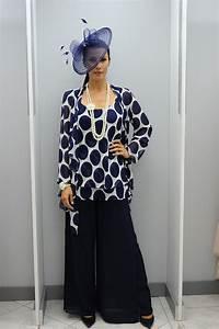 Pantalons femme habilles du 34 au 54 ceremonie pret a for Robe ou ensemble habillé