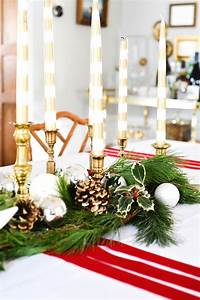 Tips For A Budget Christmas Tablescape A Blissful Nest