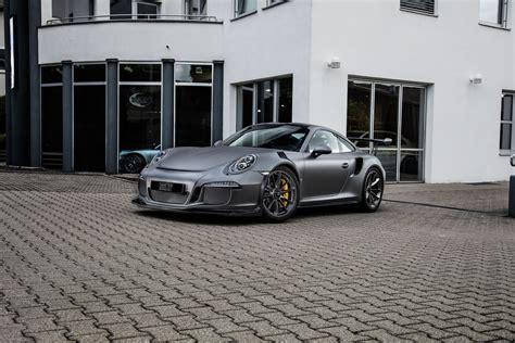 Techart Porsche 911 Gt3 Rs 991 2018pr