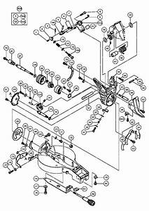 Hitachi Miter Saw Parts List