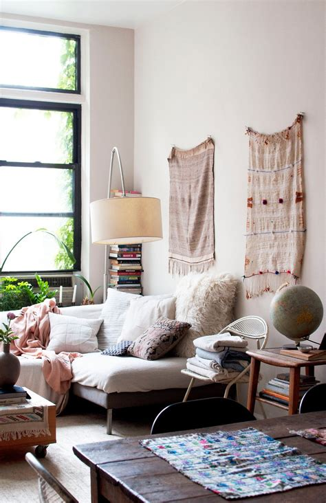 dreamy bohemian brooklyn studio apartment daily dream decor