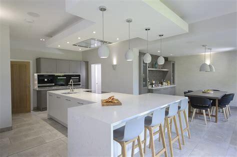 open plan kitchen living room design room makers room makers ltd bespoke kitchens and
