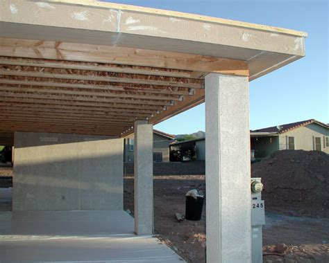 build wood awnings