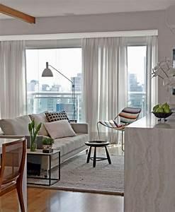 Aménagement Petit Appartement : 60 id es pour un am nagement petit espace ~ Nature-et-papiers.com Idées de Décoration