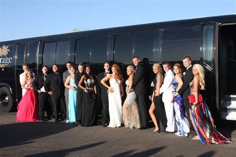 party bus prom book a prom limo or prom party bus now phoenix az
