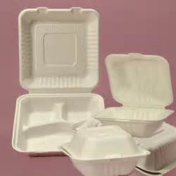 """Clamshell To Go Boxes - 9"""" X 9"""" - Quantity: 200 Size: Large by Paper Mart"""
